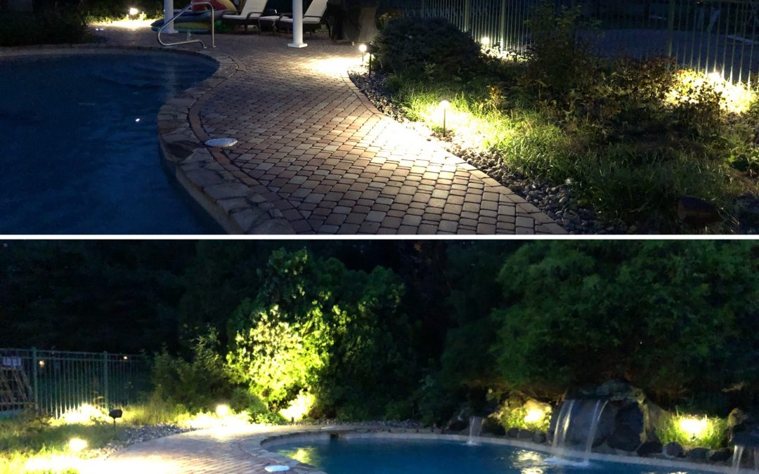 Pool Area Lighting: Why You Should Put Lighting Around A Pool