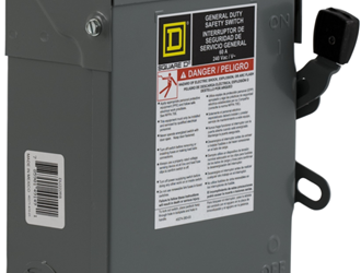 Square D Safety Switch Recall: More Than 1 Million Pose Shock Hazard