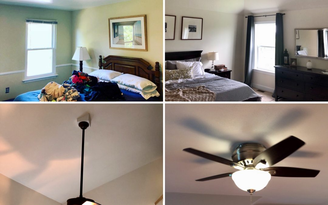 Replace or Repair My Ceiling Fan? Why We Suggest Replacement