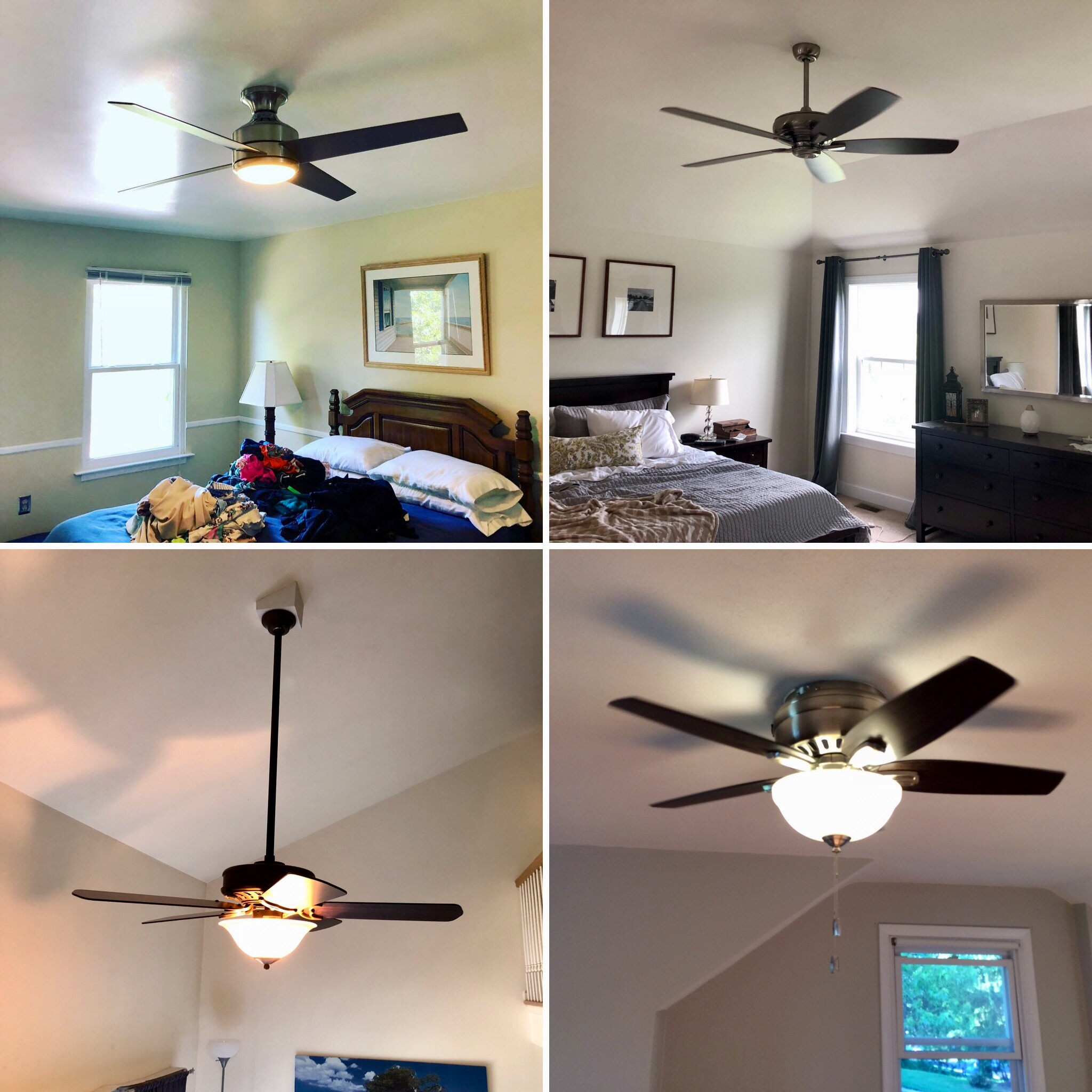 replace or repair my ceiling fan