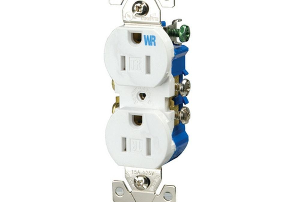 Weather Resistant Receptacles: Are Your Outdoor Outlets Protected?