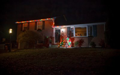 How To Install Christmas Lights Without Tripping Breakers