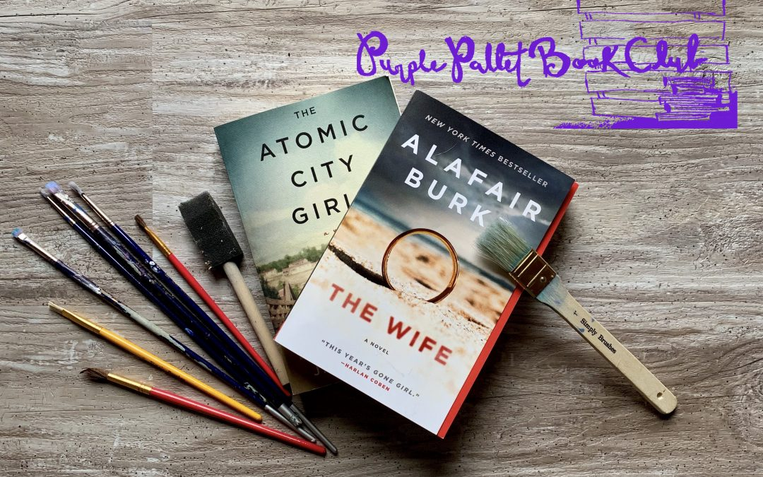 Purple Pallet Book Club: Free Women's Book Club With a Twist!