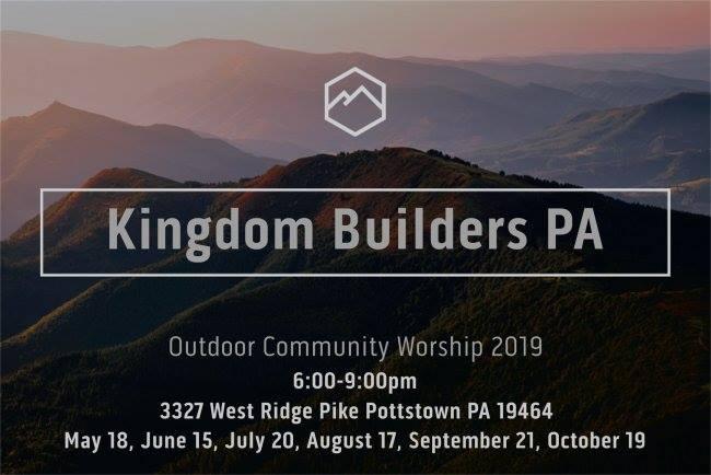 Kingdom Builders Outdoor Worship Nights