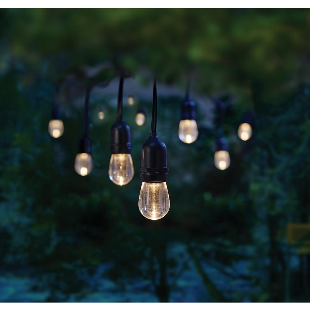 deck lighting - festoon lighting