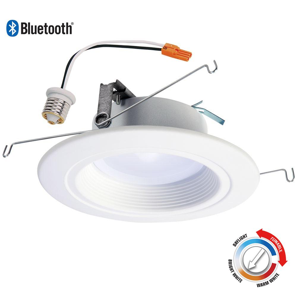 tunable white led recessed light
