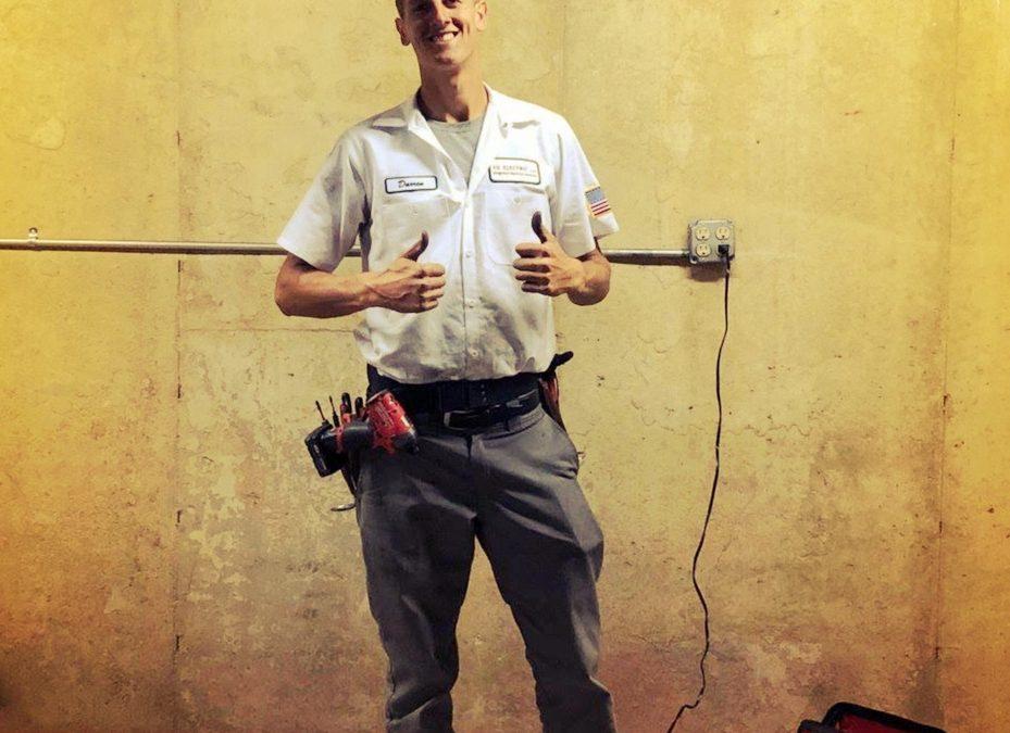 Q & A: Meet Your Electrician, Darren S. – KB Electric LLC