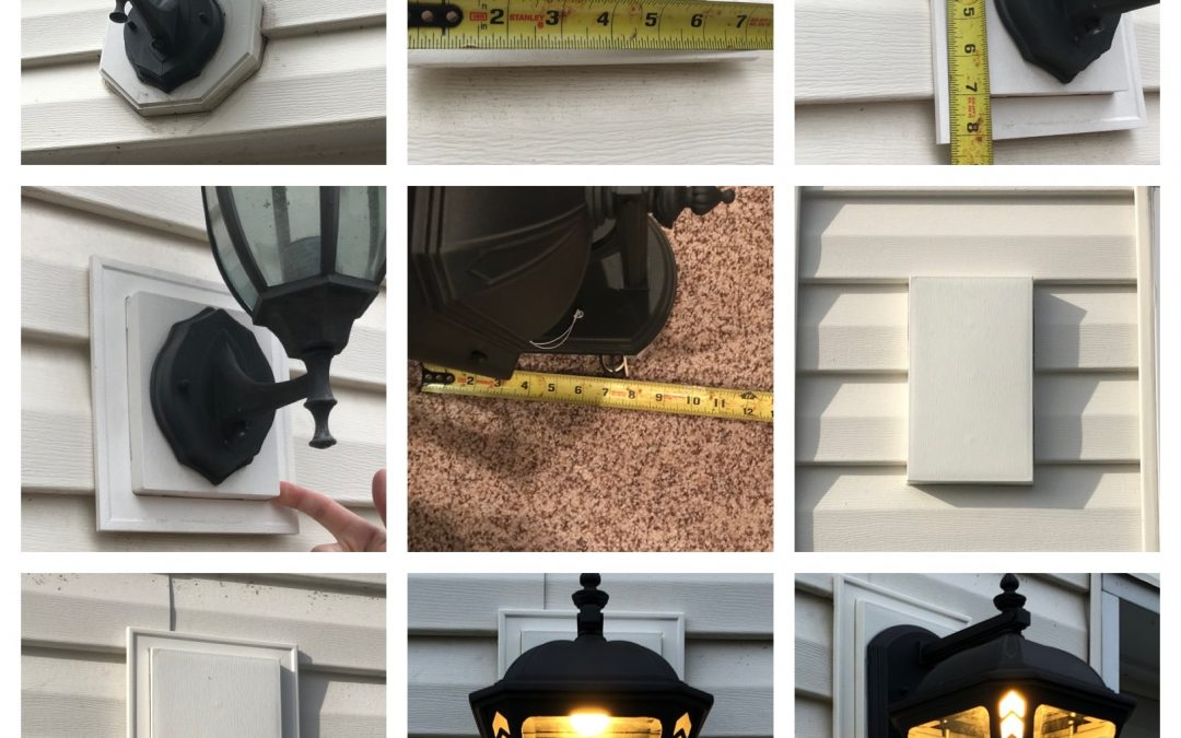 Mounting Blocks: Why To Replace Them To Install Bigger Light Fixtures