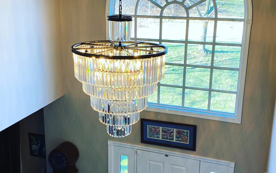 How Much Does a Chandelier Installation Cost? – Asking The Electrician