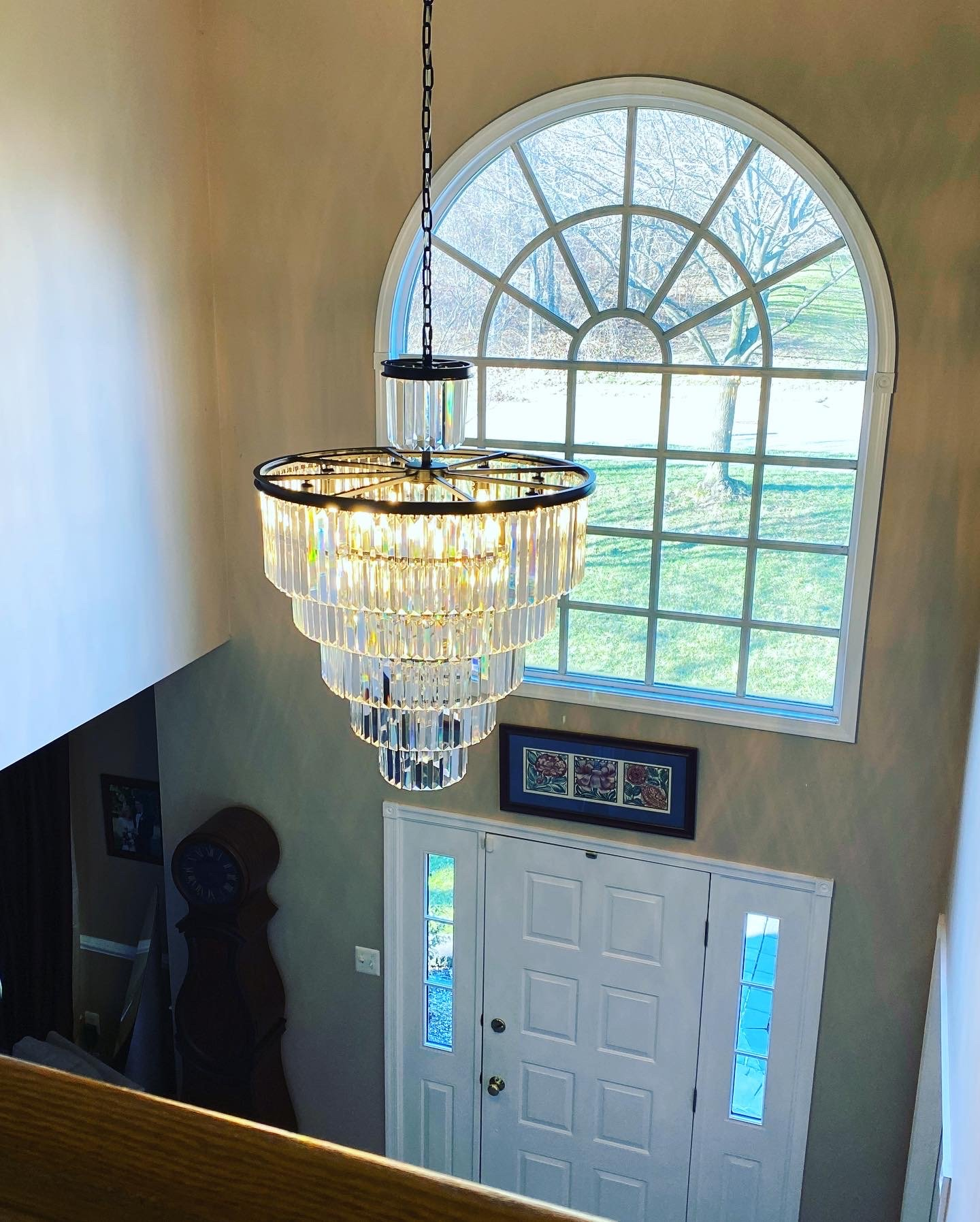 How Much Does A Chandelier Installation, How Much To Charge Install A Chandelier