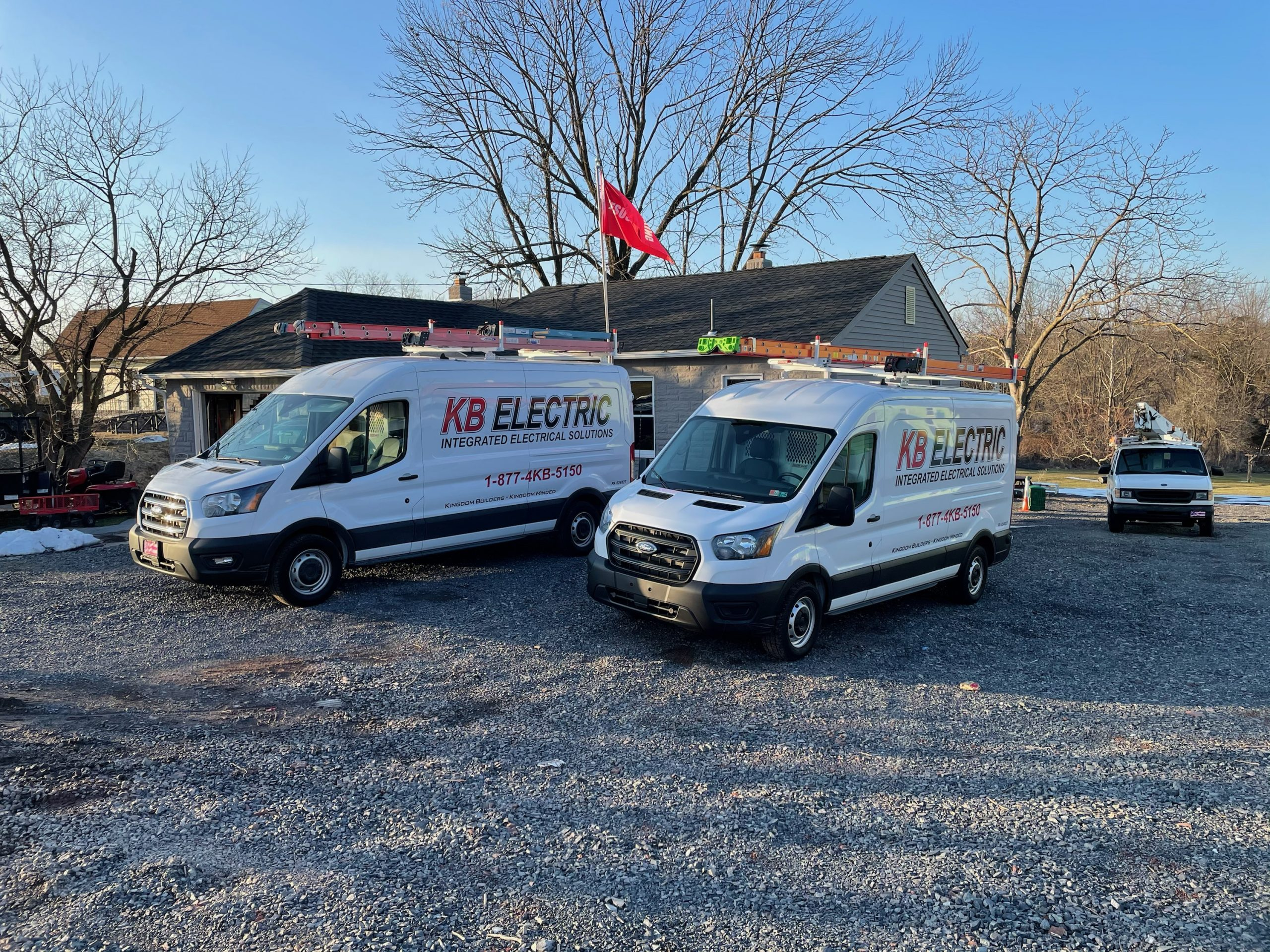 electrician in gilbertsville, pa - kb electric llc