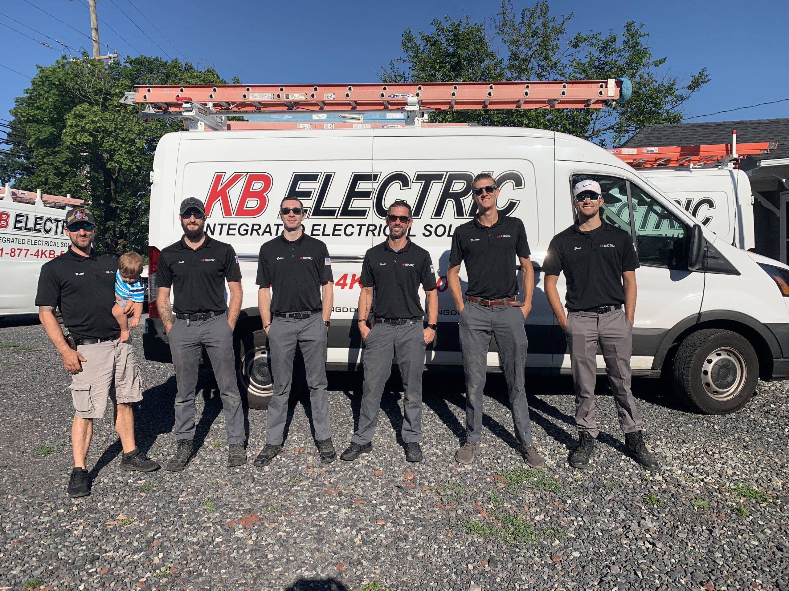 electrician in birdsboro, pa - kb electric llc